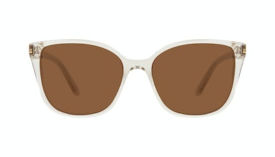 Affordable Fashion Glasses Square Sunglasses Women Only Olive Front