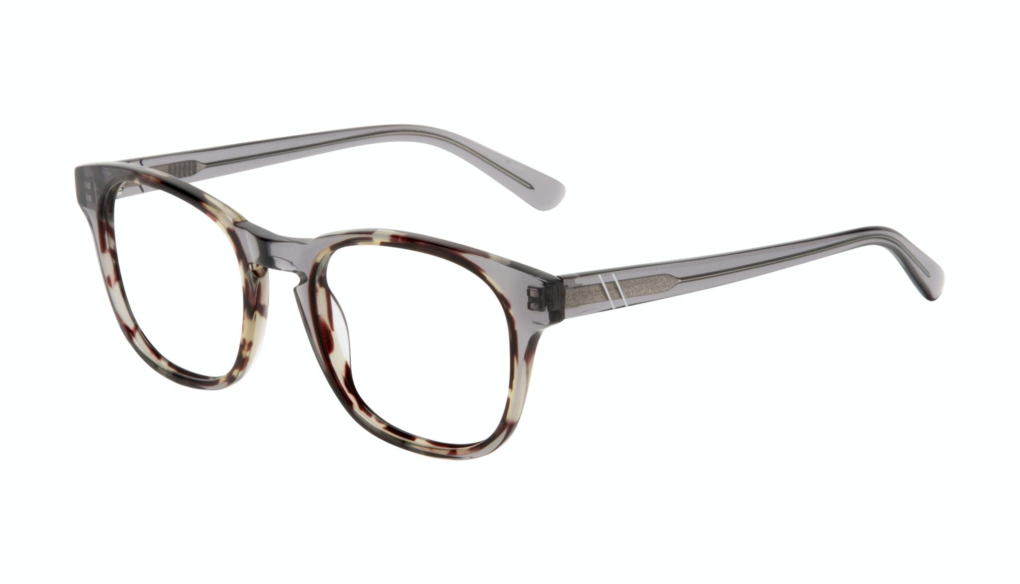 Affordable Fashion Glasses Square Eyeglasses Men Outline Smokey Tort Tilt