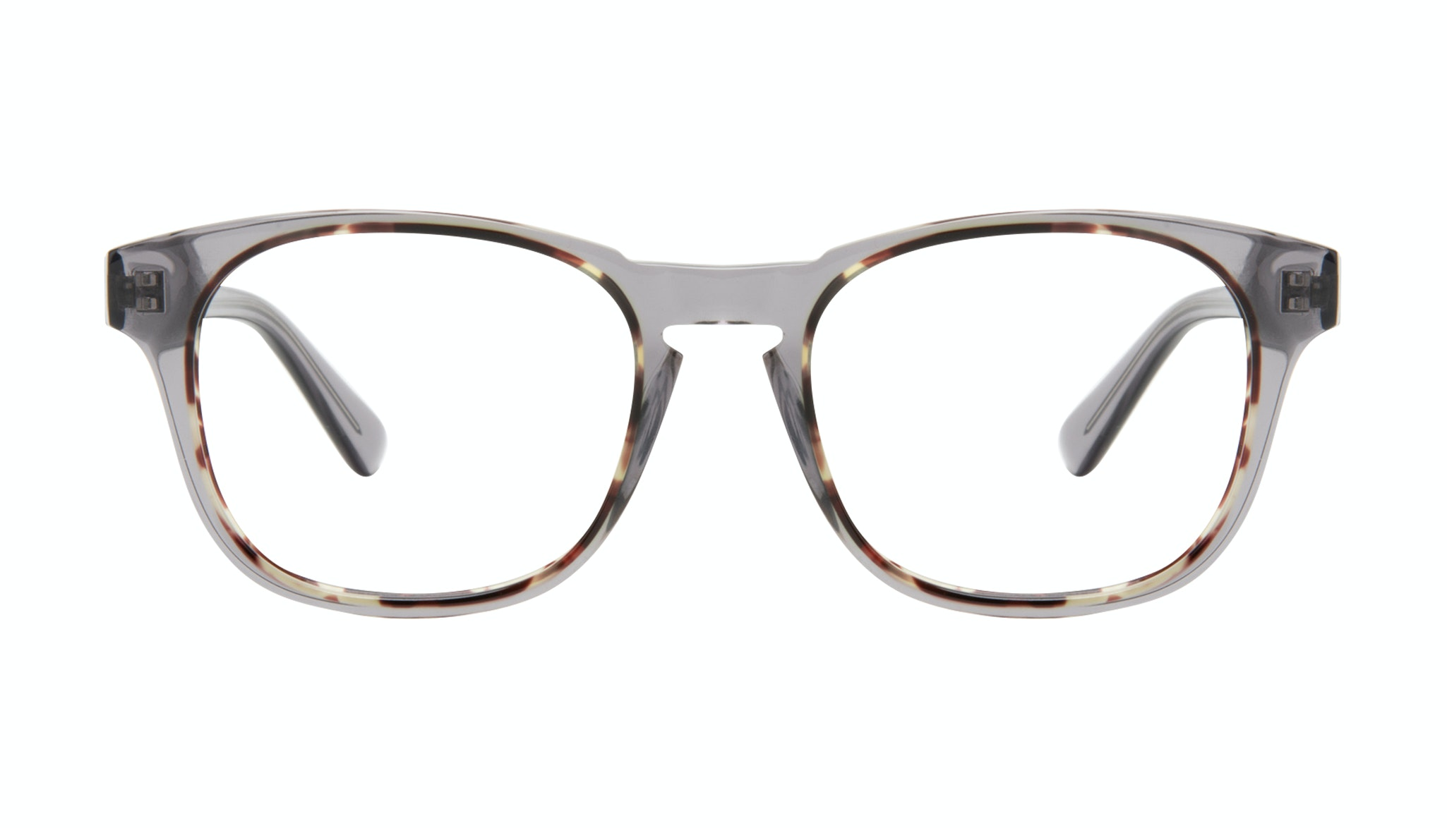 Affordable Fashion Glasses Square Eyeglasses Men Outline Smokey Tort