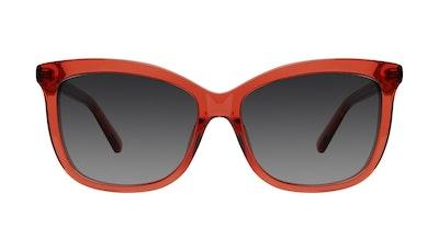 Affordable Fashion Glasses Cat Eye Sunglasses Women Paparazzi Brick Front