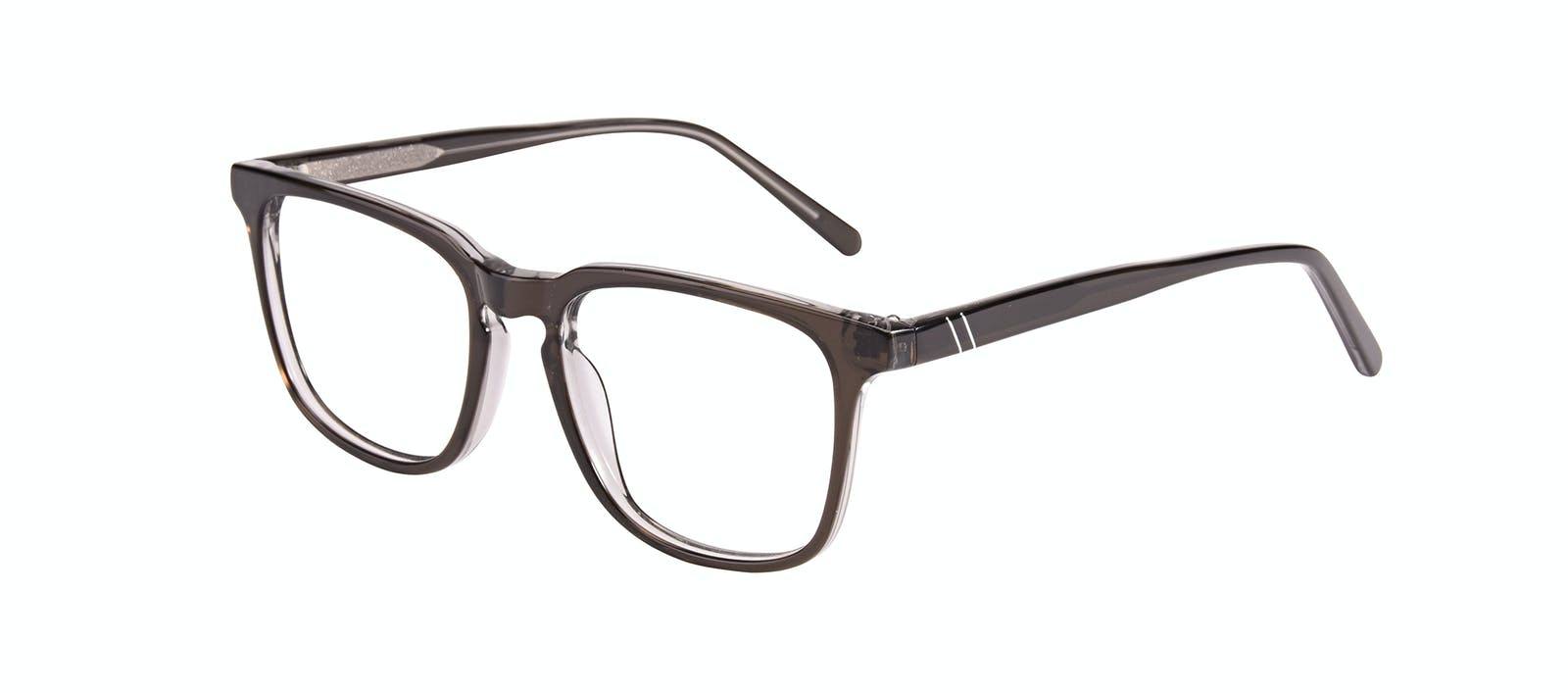 e1a821148d0c Affordable Fashion Glasses Rectangle Square Eyeglasses Men Peak Black Ice  Tilt