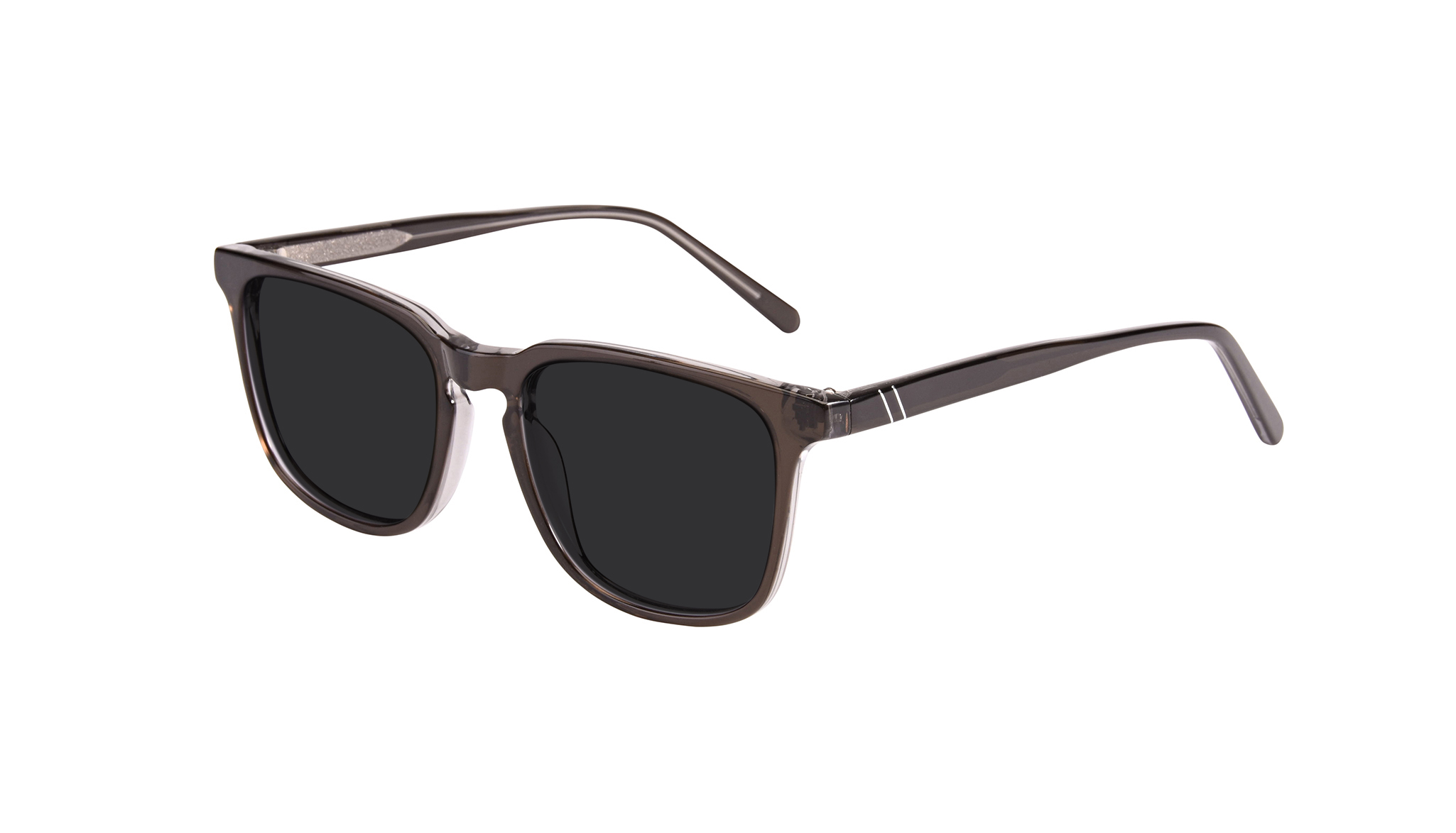 d2a24d8983 Affordable fashion glasses rectangle square sunglasses men peak black ice  tilt jpg 1600x707 Square sunglasses for