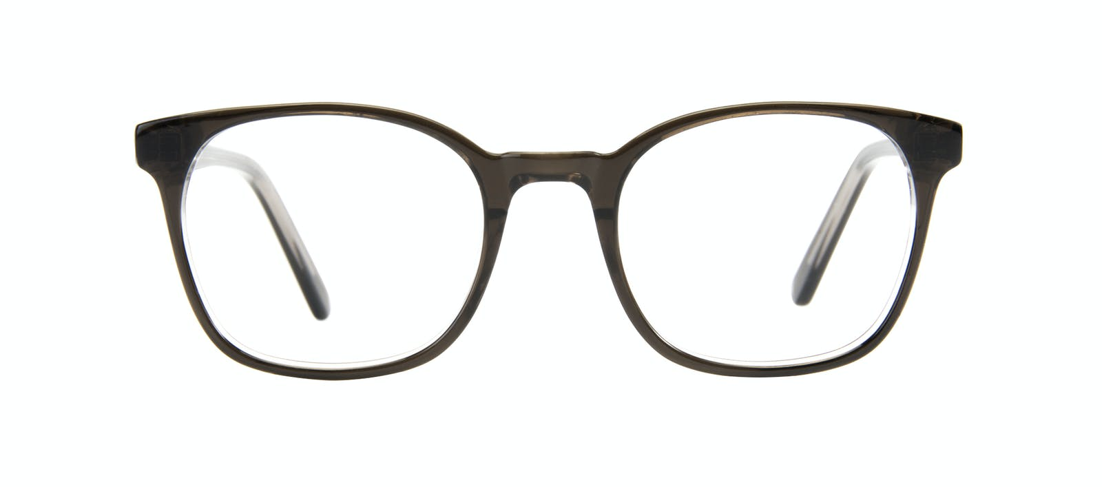 men s eyeglasses peak in black ice bonlook