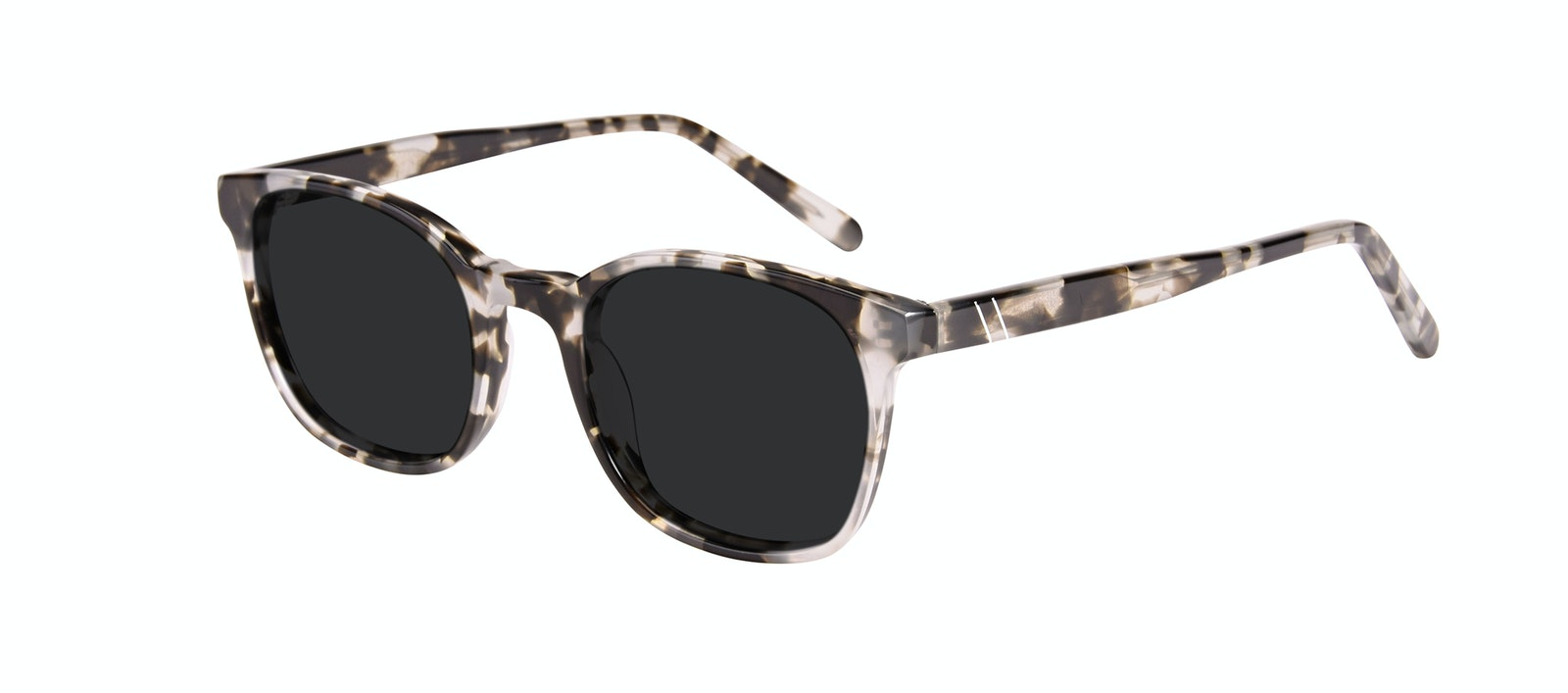 Affordable Fashion Glasses Rectangle Square Sunglasses Men Peak Camo Tort Tilt