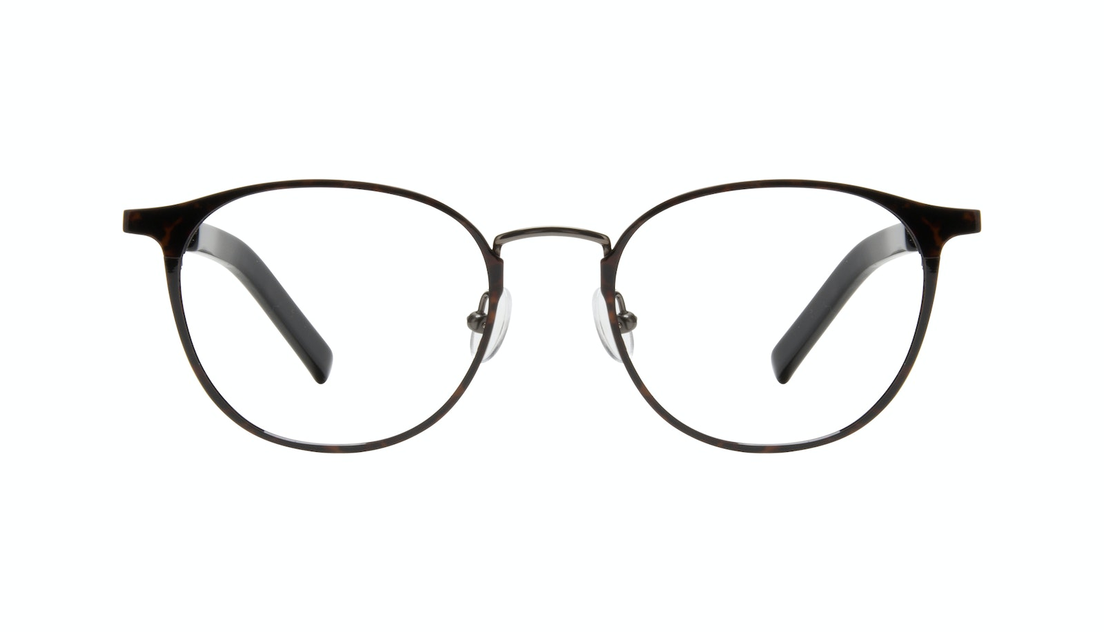 Affordable Fashion Glasses Round Eyeglasses Men Point Tortoise