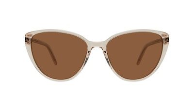 Affordable Fashion Glasses Cat Eye Sunglasses Women Poise Blond Front