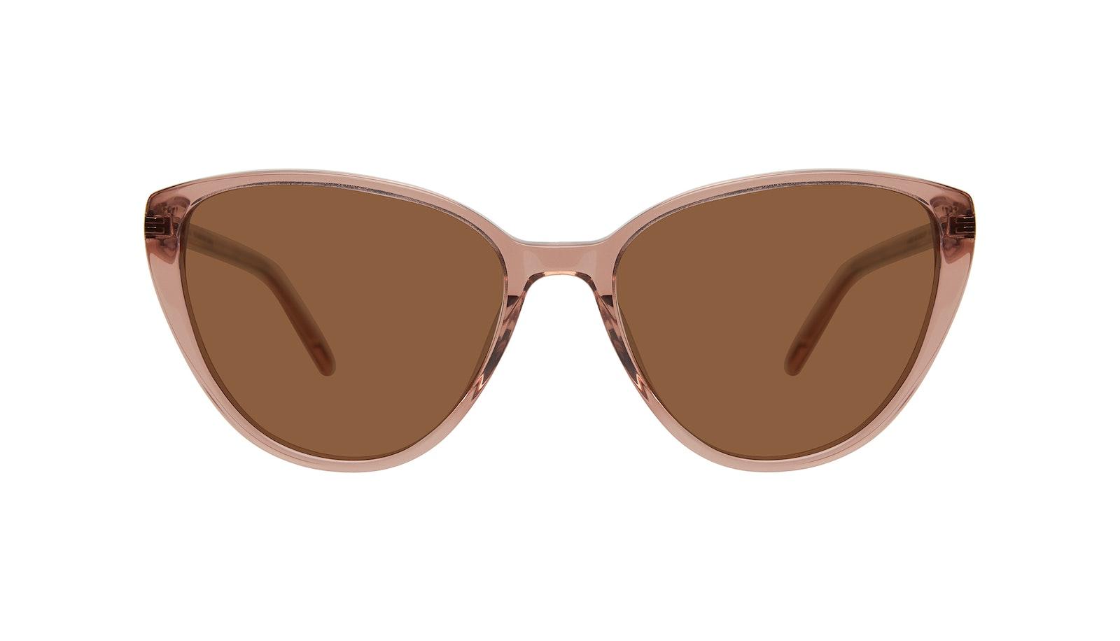Affordable Fashion Glasses Cat Eye Sunglasses Women Poise Rose