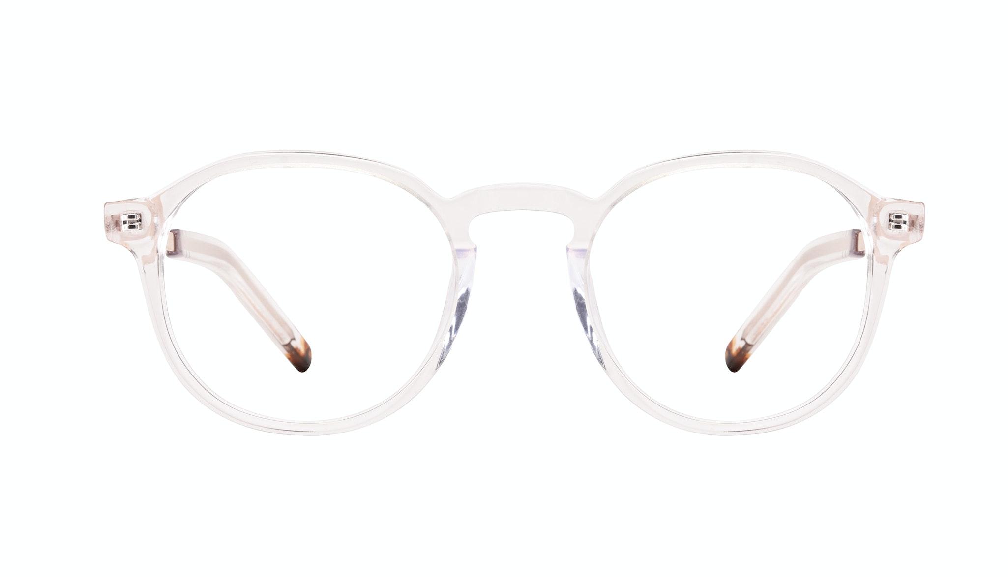 Lunettes tendance Ronde Lunettes de vue Hommes Prime XL Clear