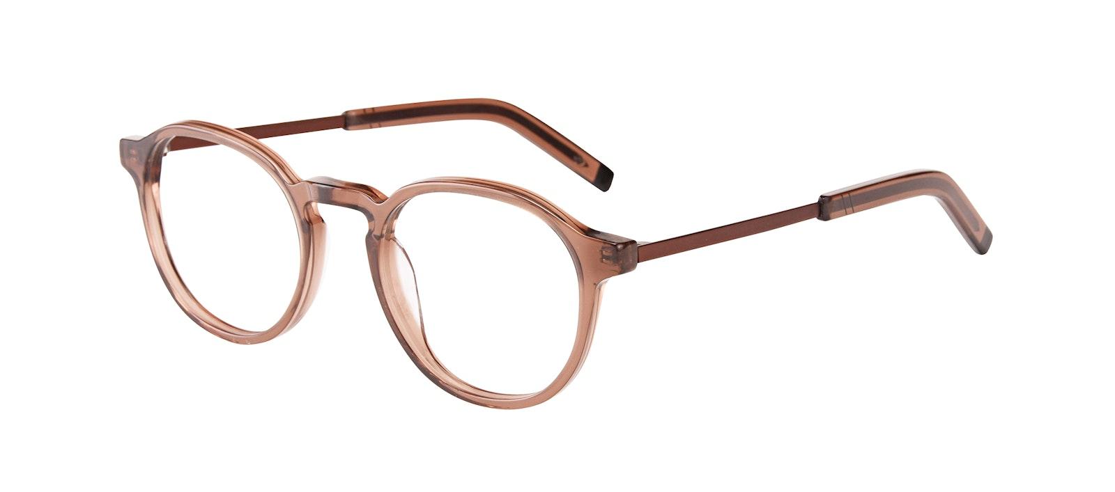 Affordable Fashion Glasses Round Eyeglasses Men Prime XL Terra Tilt