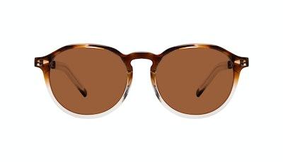 Affordable Fashion Glasses Round Sunglasses Men Prime Bark Front