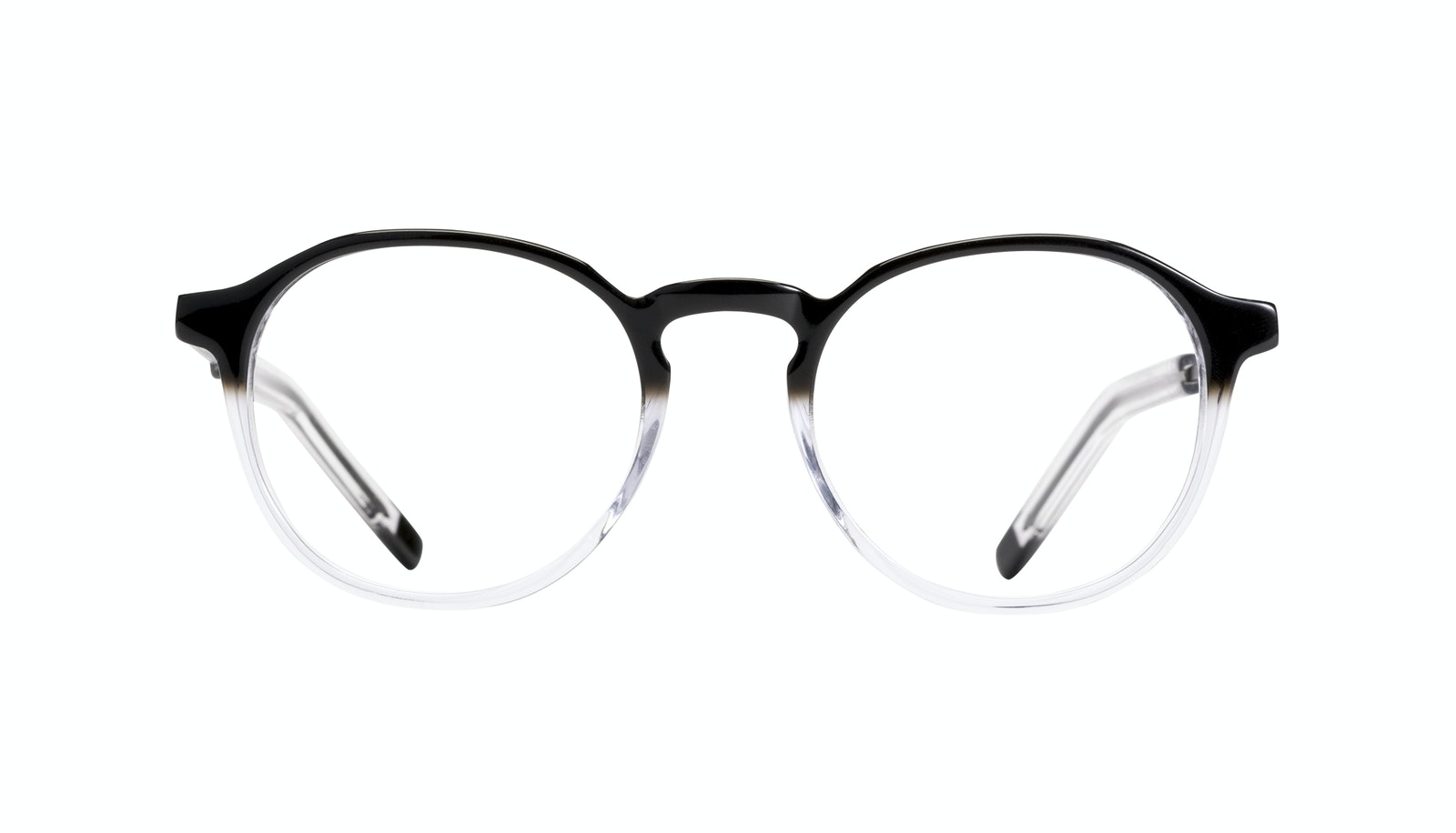 Affordable Fashion Glasses Round Eyeglasses Men Prime S Onyx Clear
