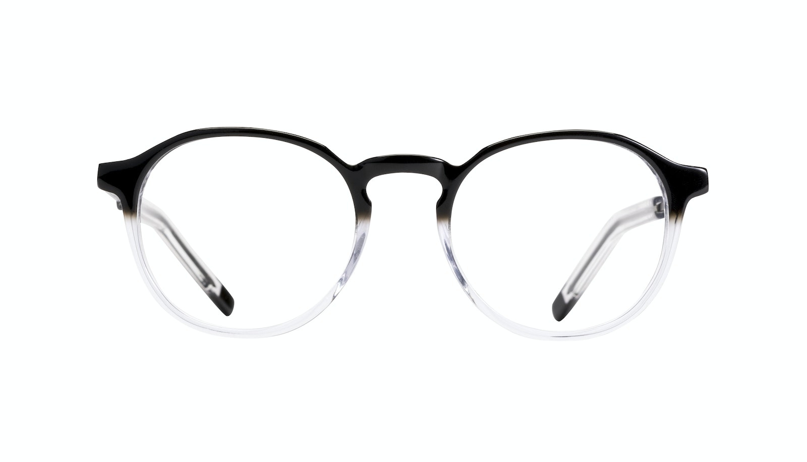 304a17537754 Affordable Fashion Glasses Round Eyeglasses Men Prime Onyx Clear