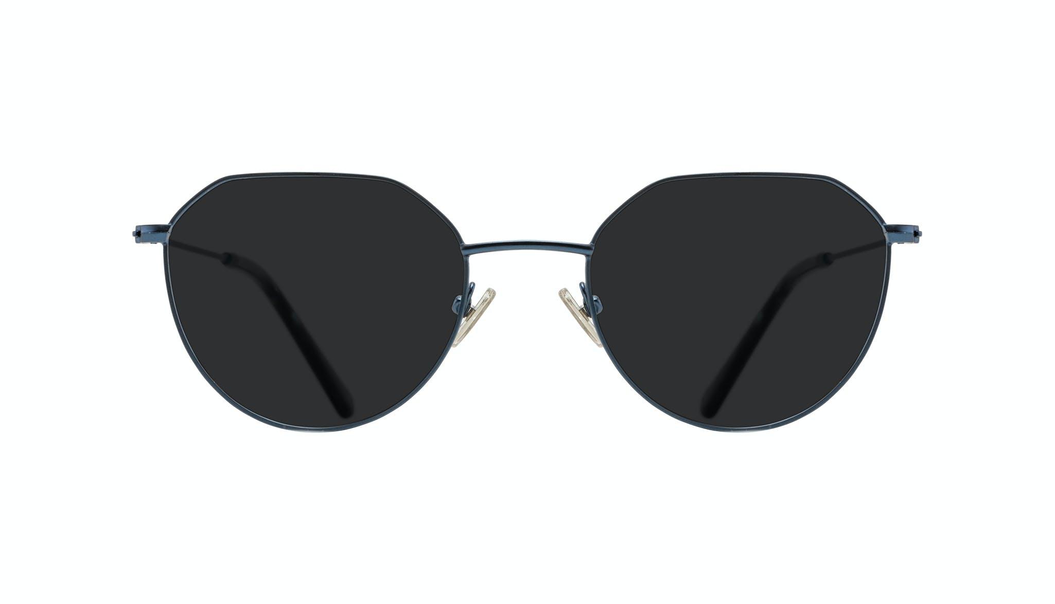 Affordable Fashion Glasses Round Sunglasses Women Prism Marine