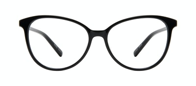 Affordable Fashion Glasses Cat Eye Eyeglasses Women Rare Onyx Front