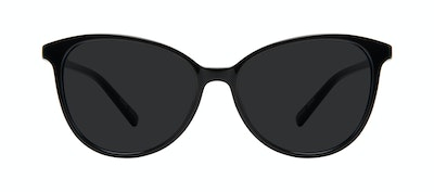 Affordable Fashion Glasses Cat Eye Sunglasses Women Rare Onyx Front