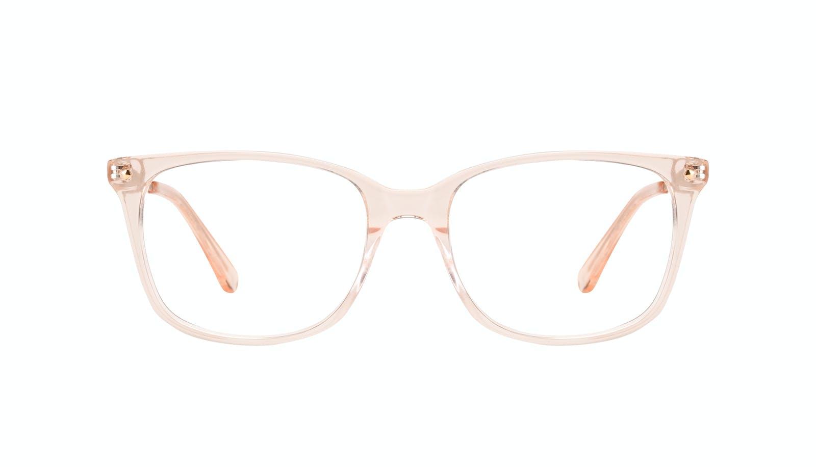 c4a2cf2f2c973d Lunettes tendance Rectangle Carr eacute e Lunettes de vue Femmes Refine  Blond