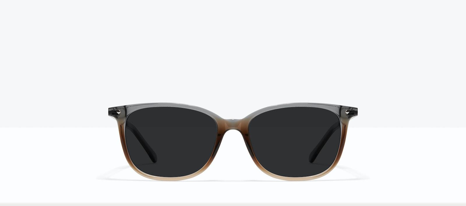 Affordable Fashion Glasses Rectangle Square Sunglasses Women Refine M Fog Front