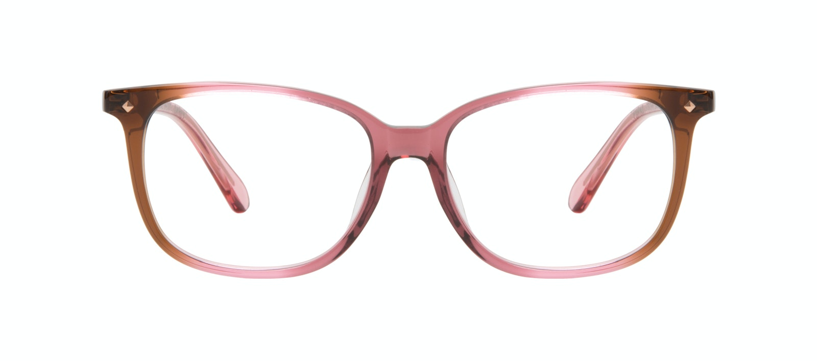 Affordable Fashion Glasses Square Eyeglasses Women Refine Petite Garnet Front