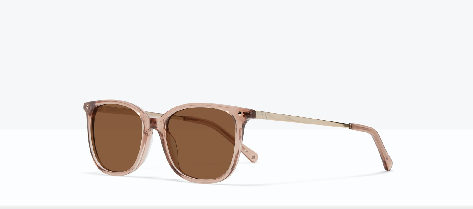 Affordable Fashion Glasses Rectangle Square Sunglasses Women Refine S Rose Tilt