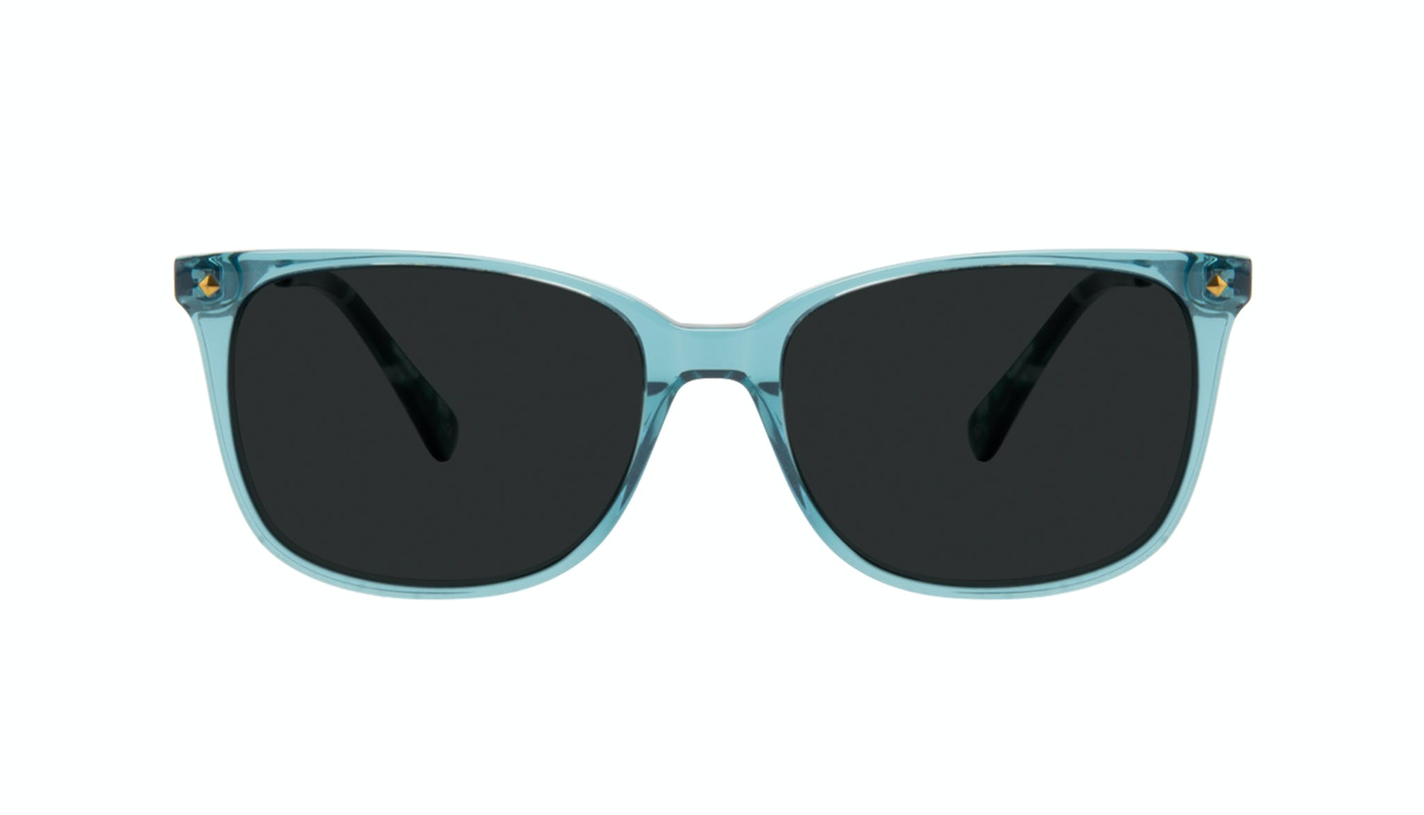Affordable Fashion Glasses Rectangle Square Sunglasses Women Refine Teal