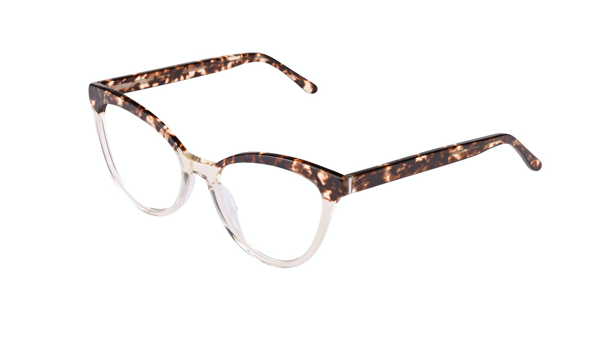 Affordable Fashion Glasses Cat Eye Daring Cateye Eyeglasses Women Reverie Blond Tortoise Tilt