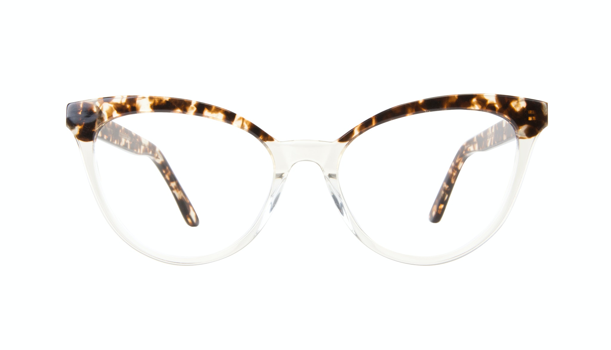 Affordable Fashion Glasses Cat Eye Eyeglasses Women Reverie Blond Tortoise