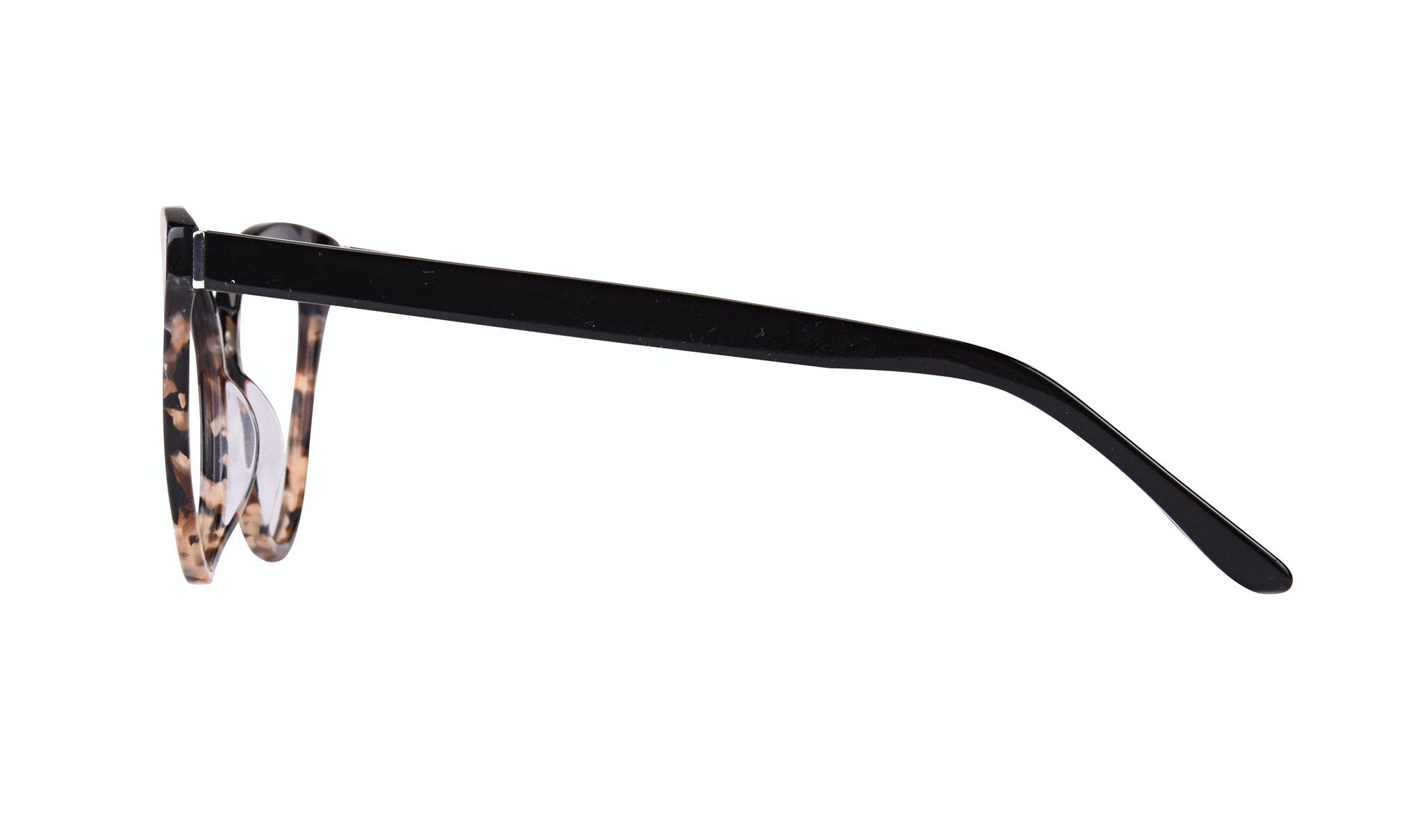 Affordable Fashion Glasses Cat Eye Daring Cateye Eyeglasses Women Reverie Dark Tortoise Side