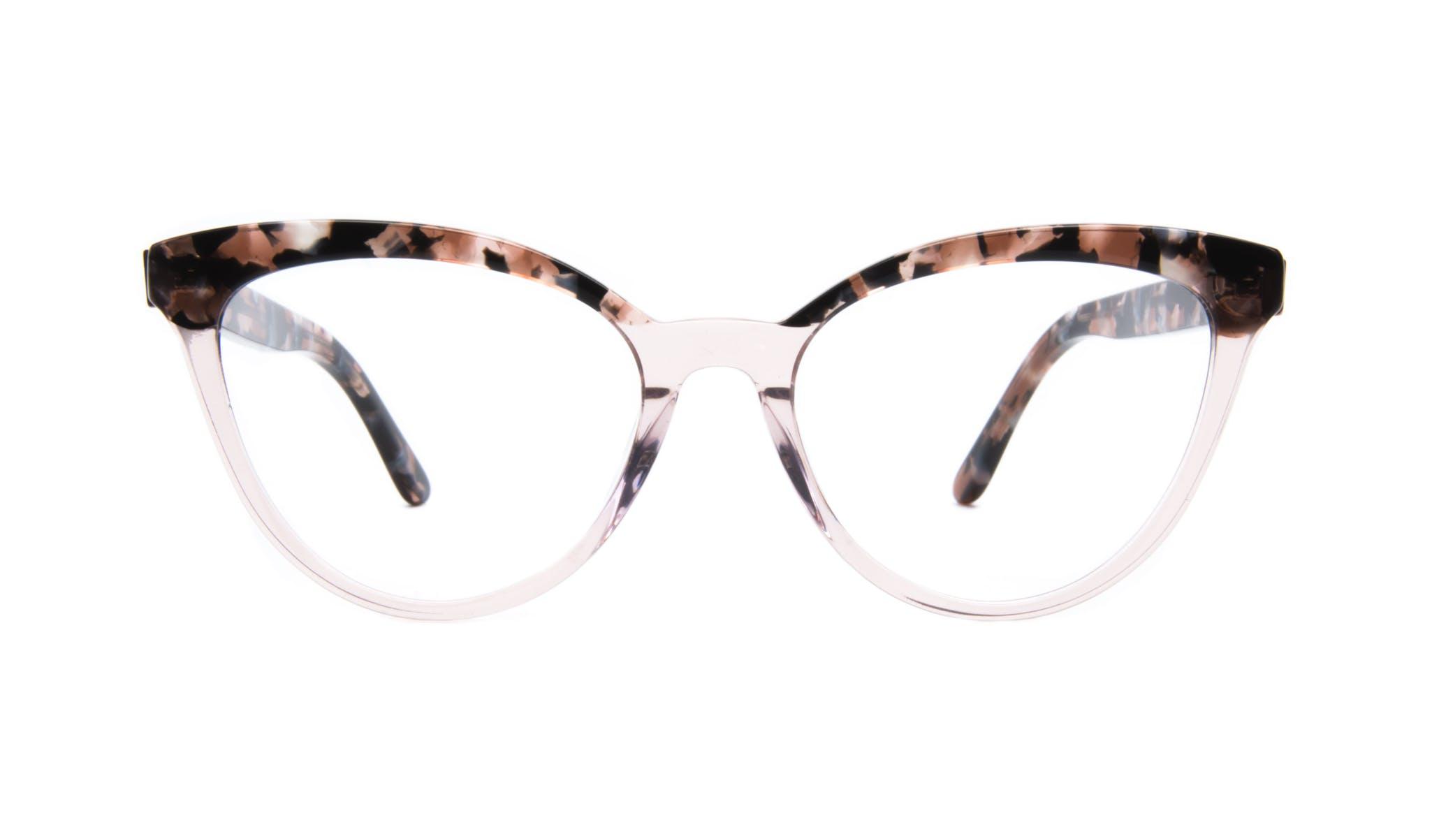 Affordable Fashion Glasses Cat Eye Daring Cateye Eyeglasses Women Reverie Rose Tort