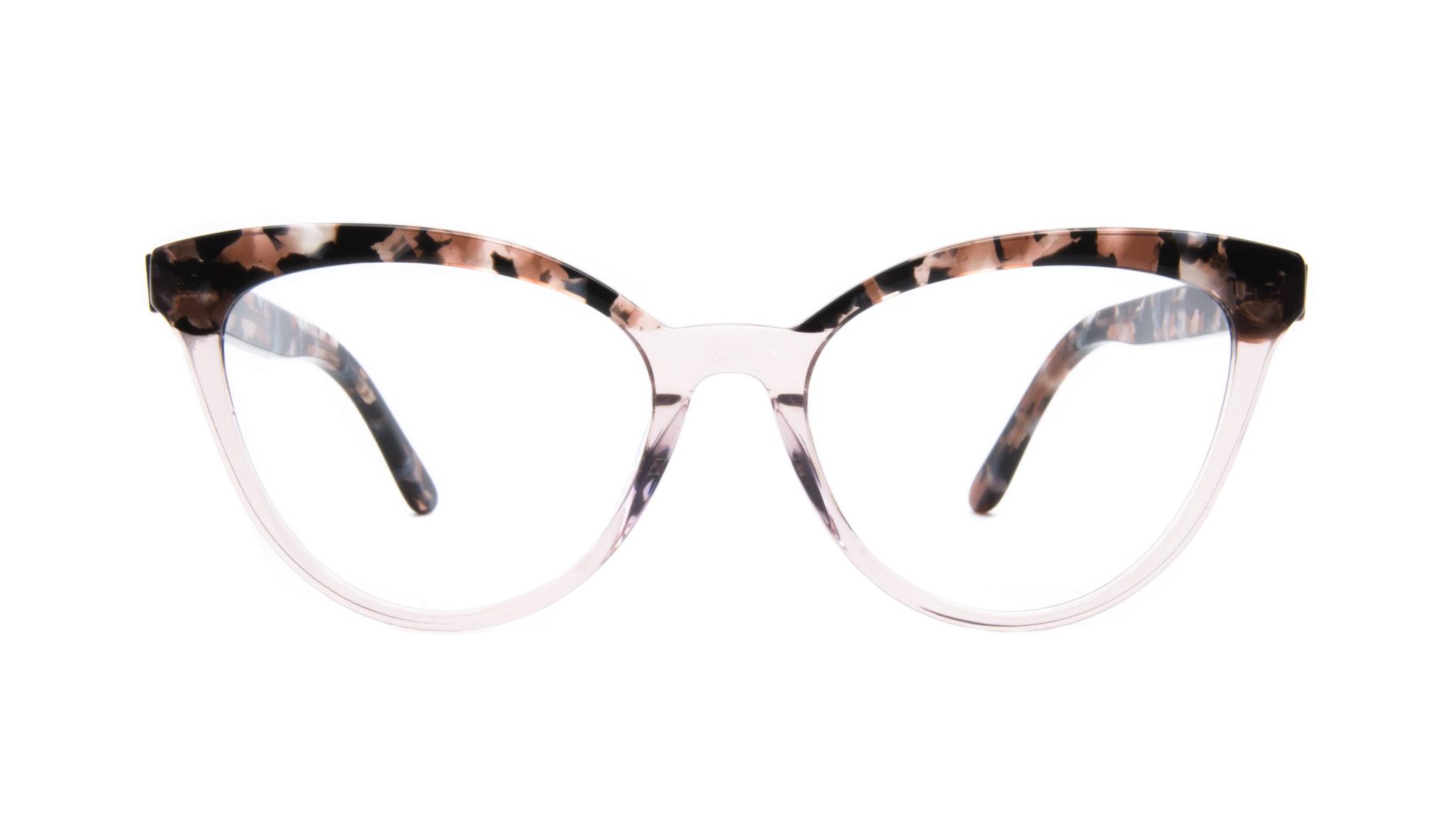 Lunettes tendance Oeil de chat Optiques Femmes Reverie Rose Tort