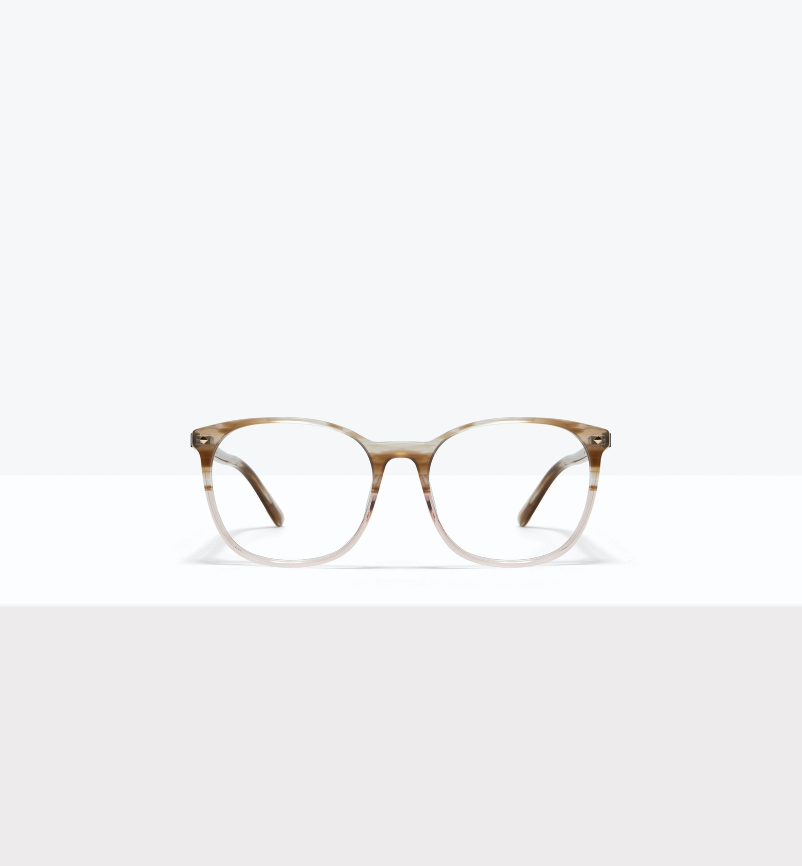 Affordable Fashion Glasses Round Eyeglasses Women Revive Rosewood