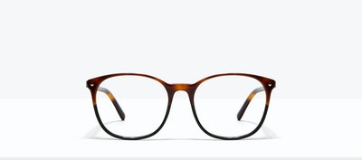 Affordable Fashion Glasses Round Eyeglasses Women Revive Tawny Front