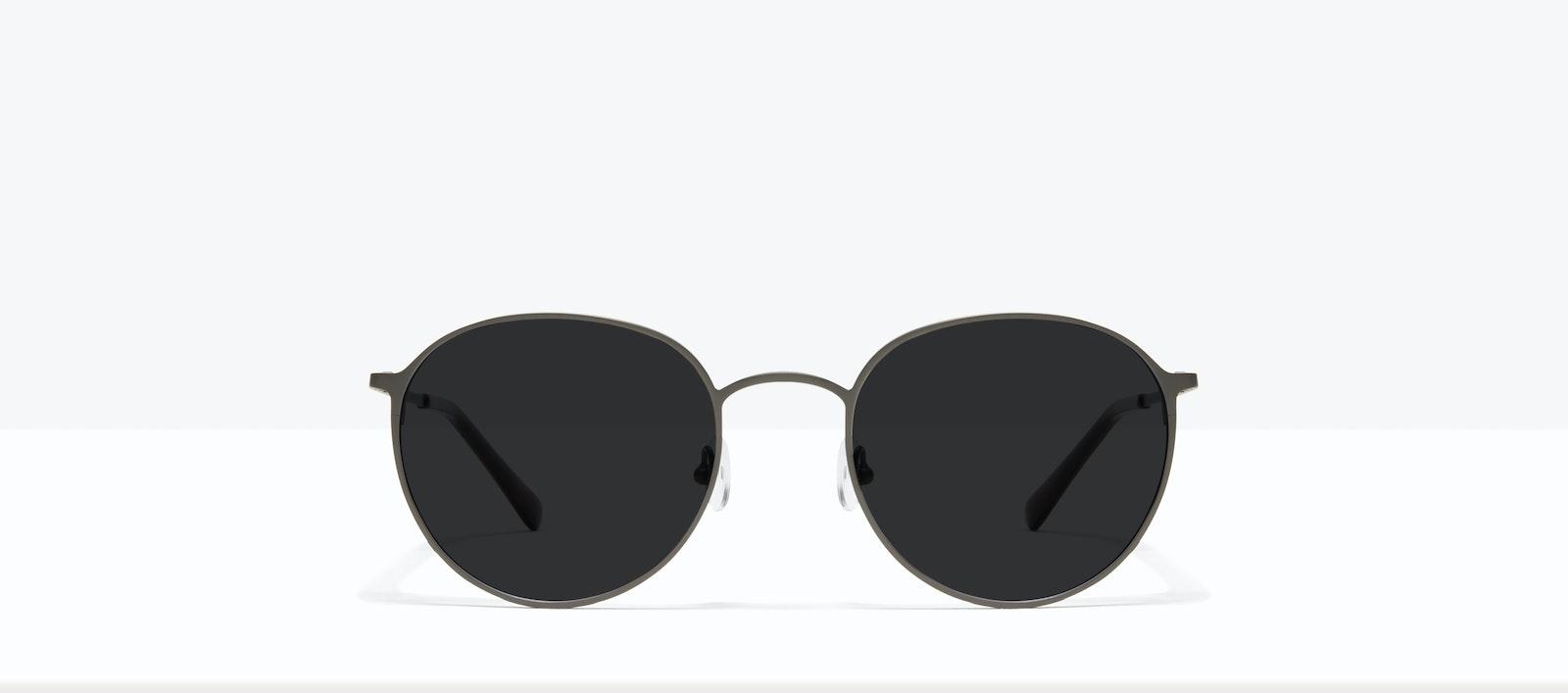 Affordable Fashion Glasses Round Sunglasses Men Ridge Carbon Front