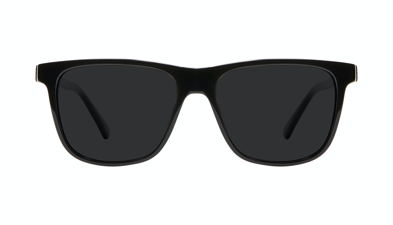Affordable Fashion Glasses Square Sunglasses Men River Black