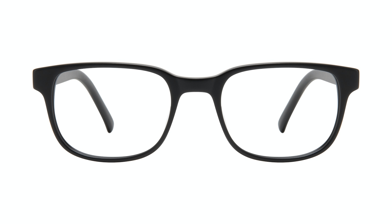 Affordable Fashion Glasses Square Eyeglasses Men Role Black Matte