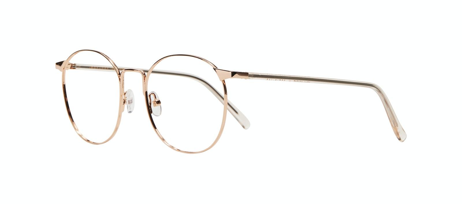 Affordable Fashion Glasses Round Eyeglasses Women Romy Aurore Tilt