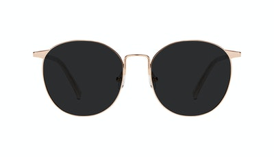 Affordable Fashion Glasses Round Sunglasses Women Romy Aurore Front