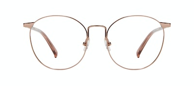 Affordable Fashion Glasses Round Eyeglasses Women Romy Crepuscule Front