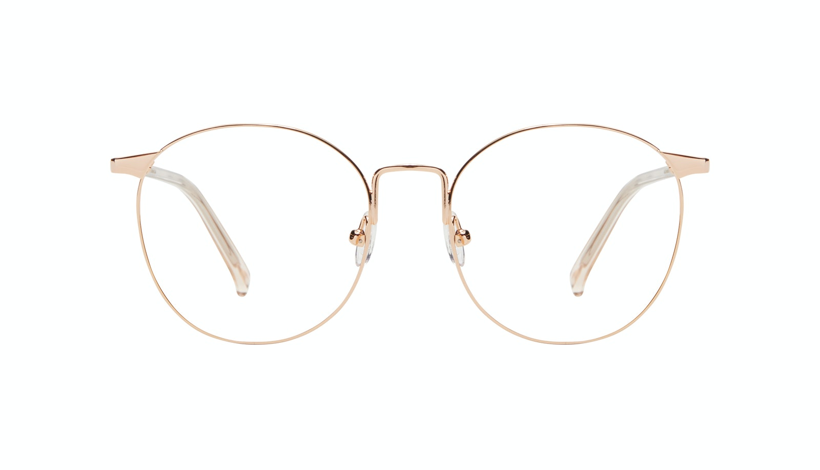 Affordable Fashion Glasses Round Eyeglasses Women Romy Petite Aurore