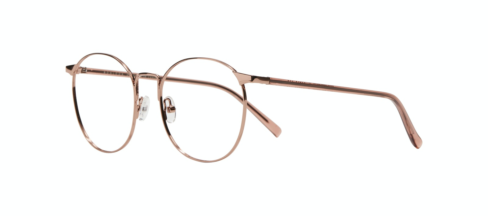Affordable Fashion Glasses Round Eyeglasses Women Romy Petite Crepuscule Tilt