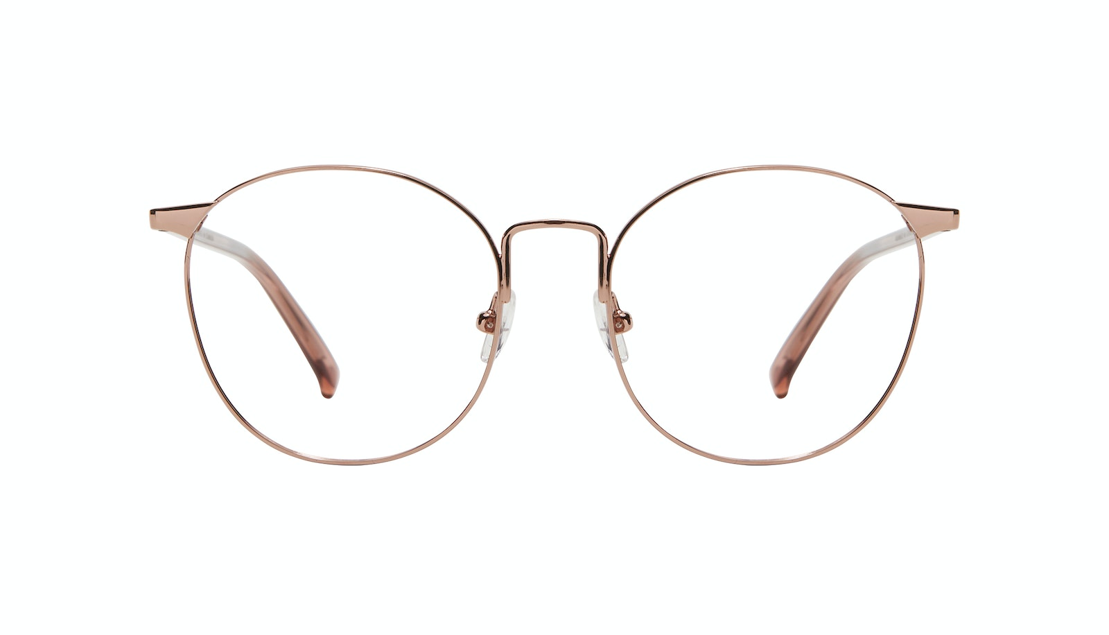 Affordable Fashion Glasses Round Eyeglasses Women Romy Petite Crepuscule