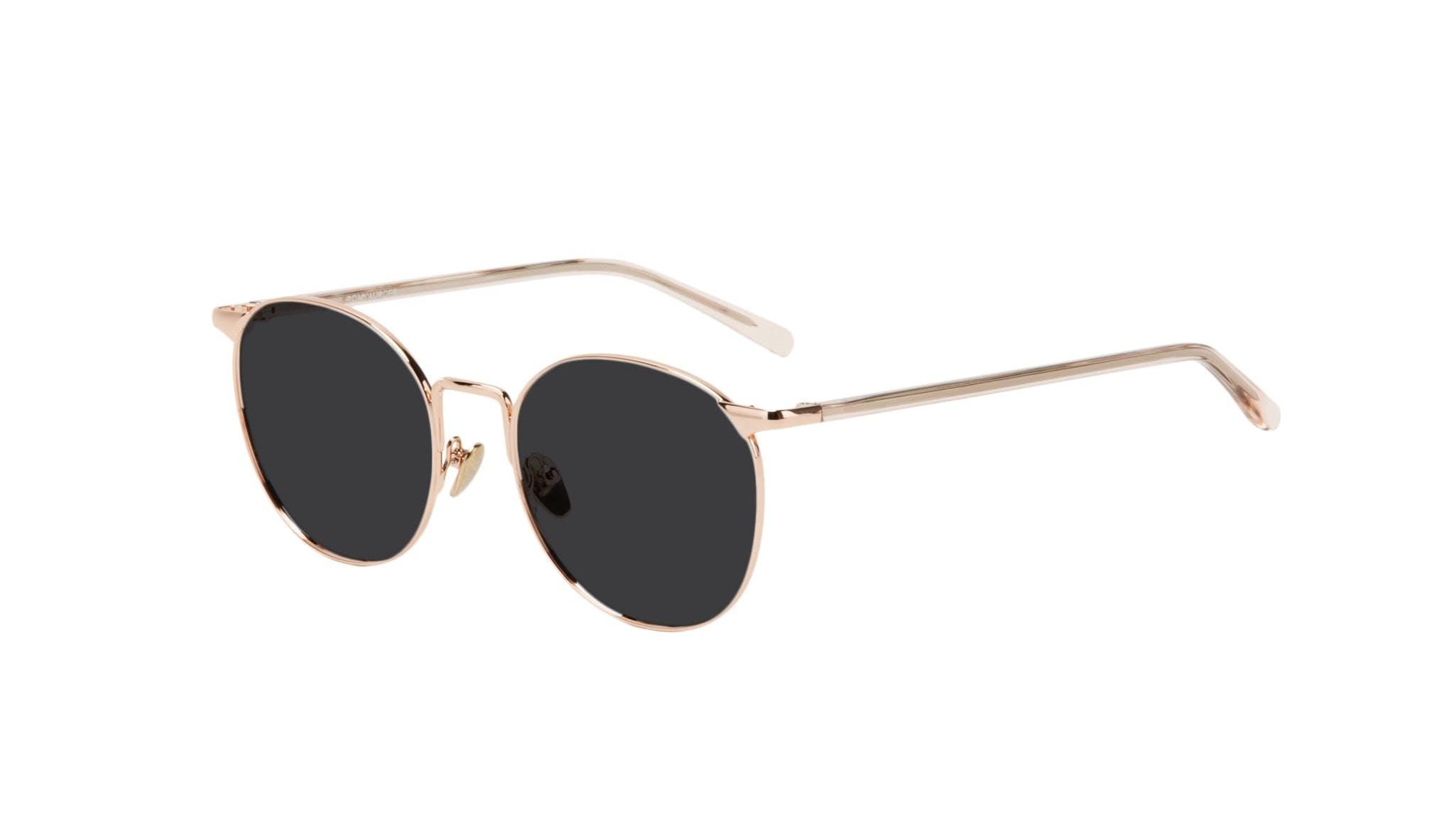 Affordable Fashion Glasses Round Sunglasses Women Romy Aurore Tilt