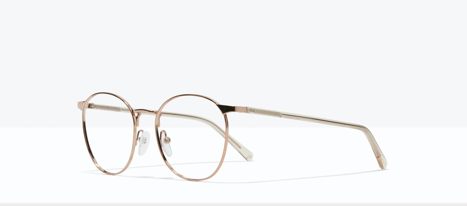Affordable Fashion Glasses Round Eyeglasses Women Romy XL Aurore Tilt