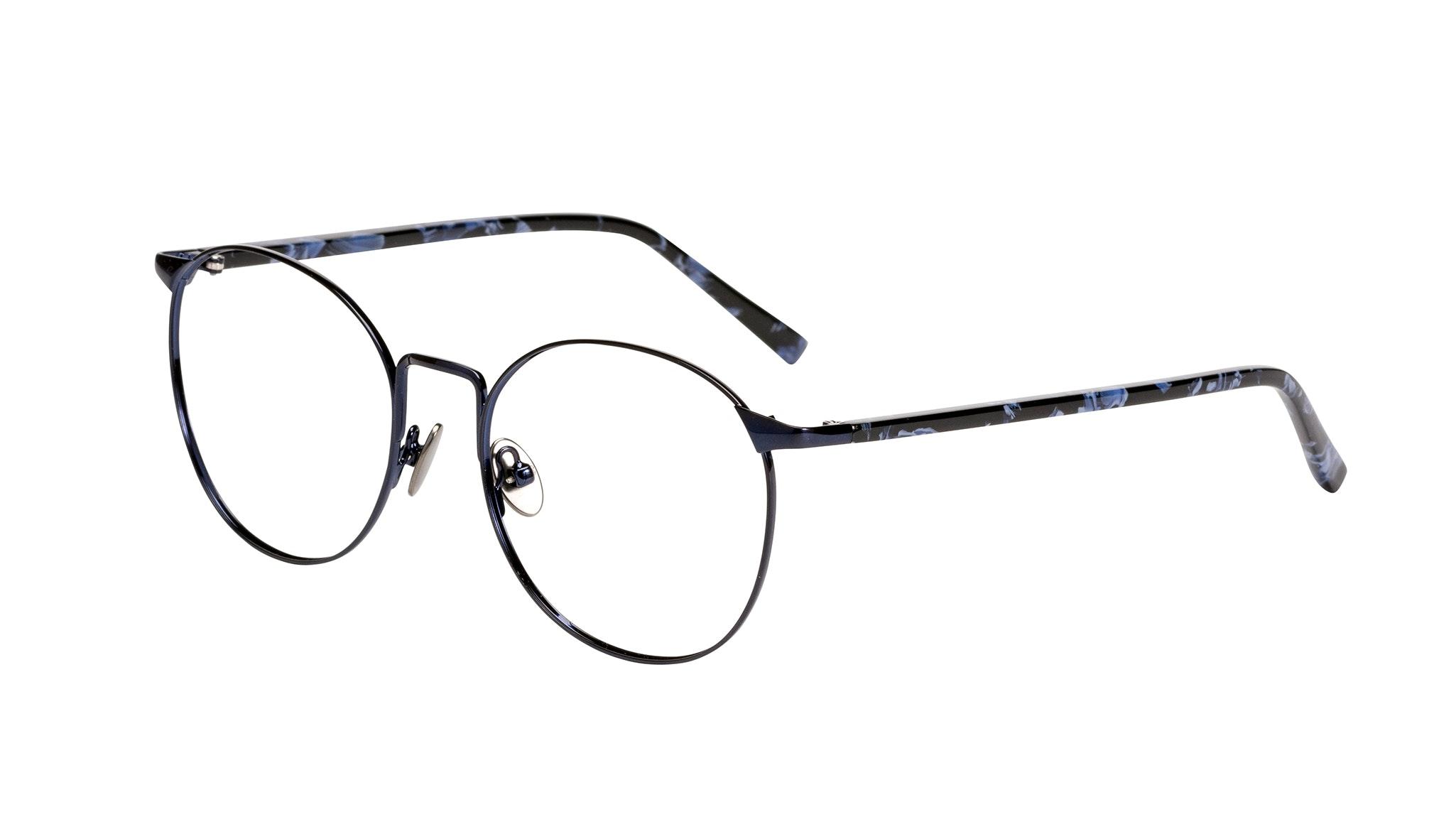 Affordable Fashion Glasses Round Eyeglasses Women Romy Penombre Tilt
