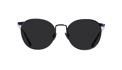 Affordable Fashion Glasses Round Sunglasses Women Romy Penombre Front