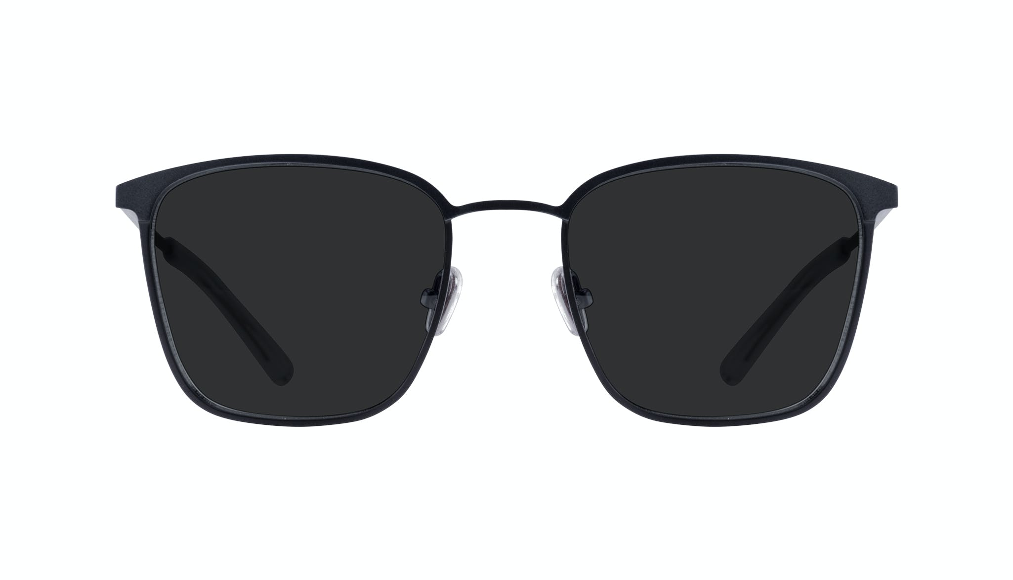 Affordable Fashion Glasses Rectangle Sunglasses Men Rove Midnight Front