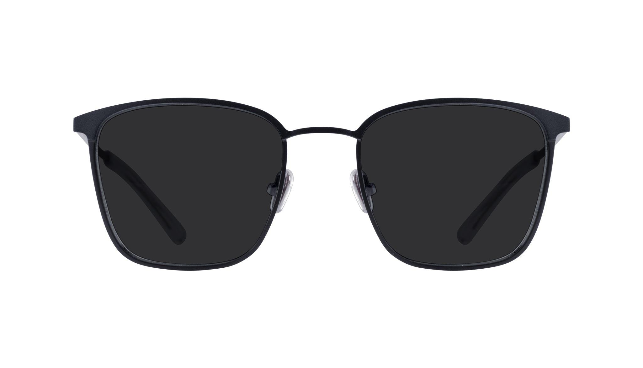 Affordable Fashion Glasses Rectangle Sunglasses Men Rove Midnight