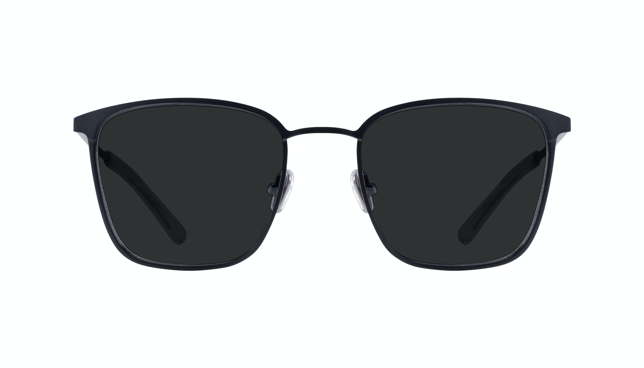 Affordable Fashion Glasses Rectangle Sunglasses Men Rove Midnight