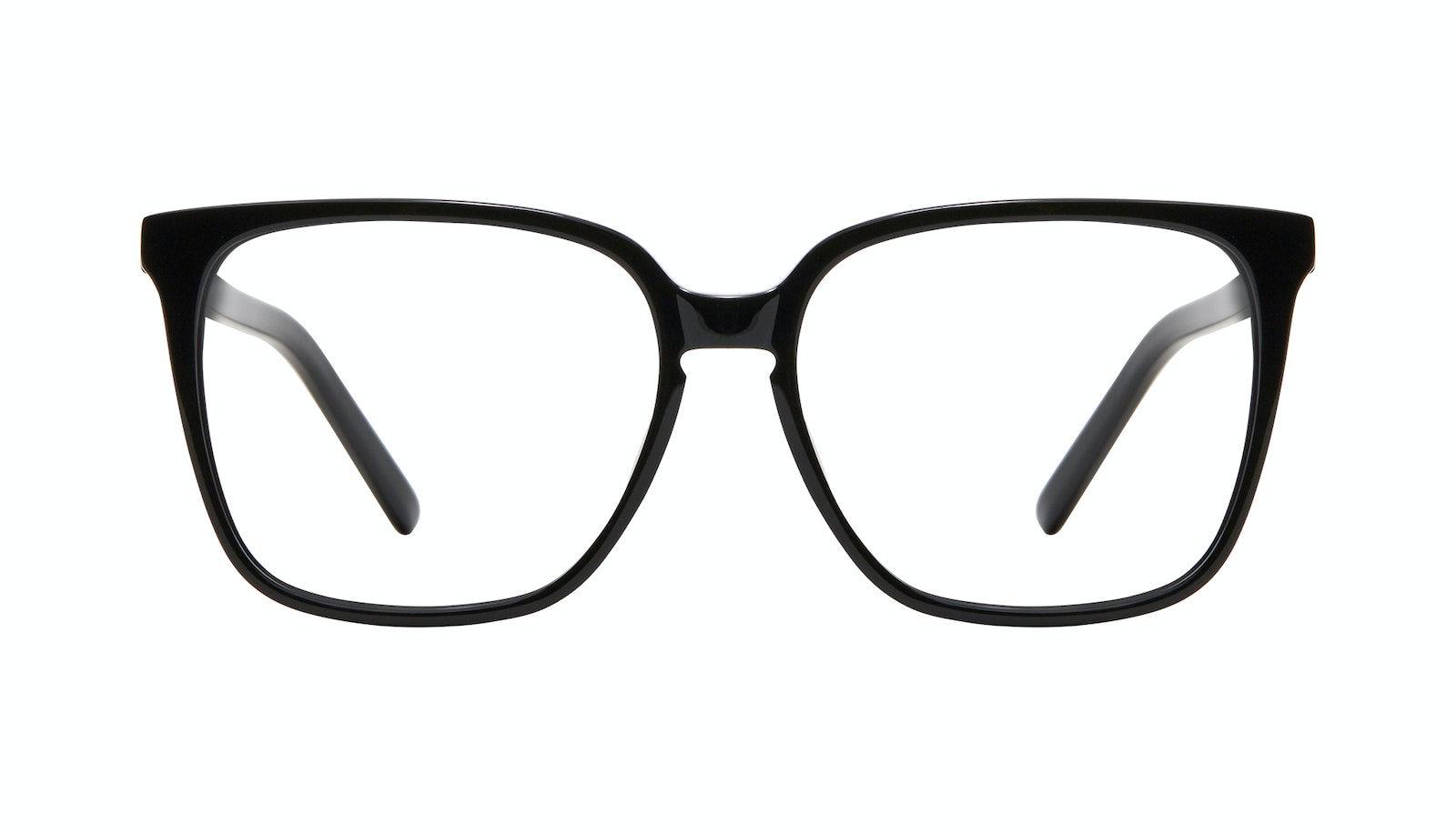 Affordable Fashion Glasses Square Eyeglasses Women Runway Black