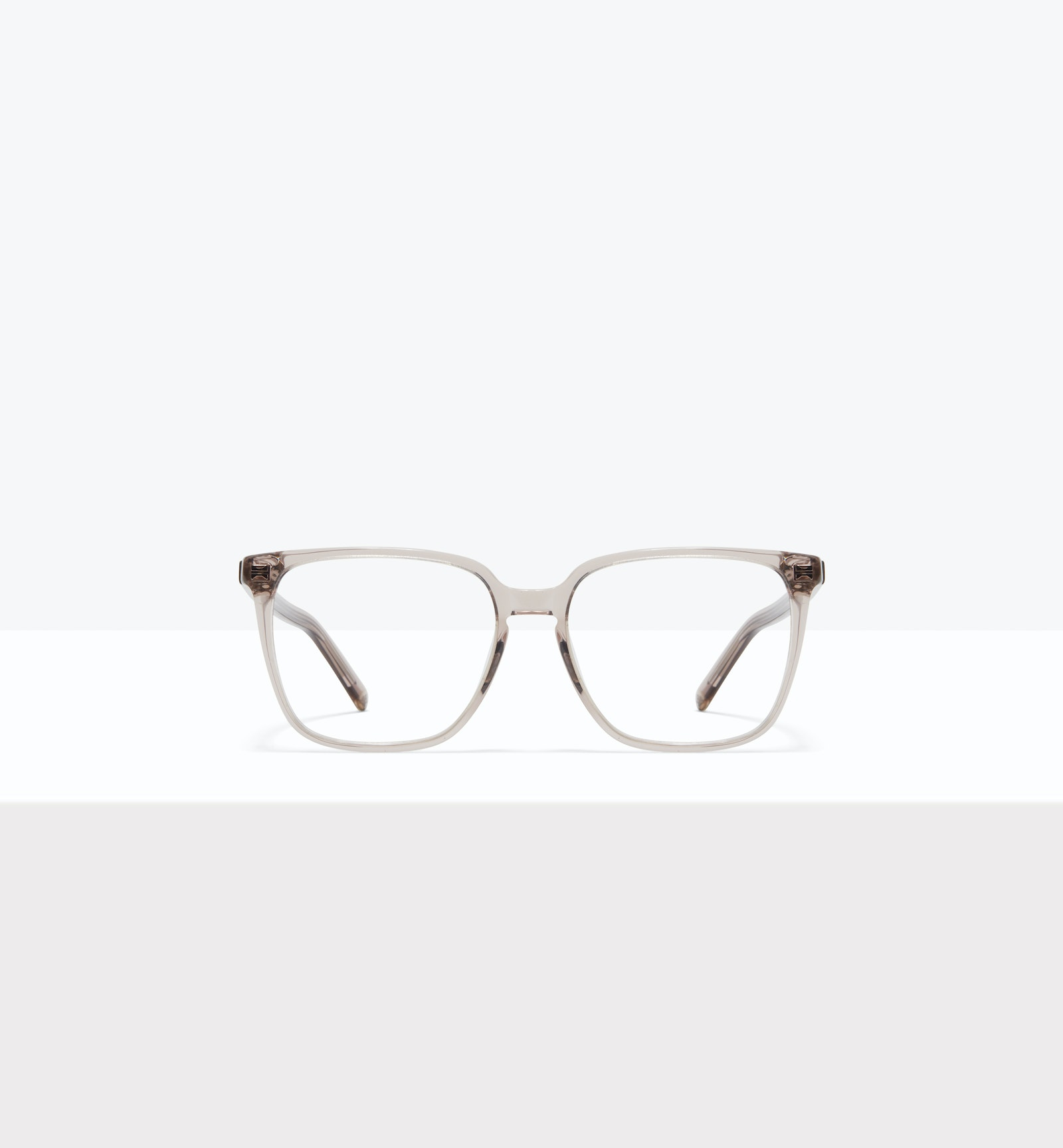 Affordable Fashion Glasses Square Eyeglasses Women Runway S Sand