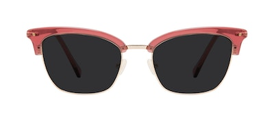 Affordable Fashion Glasses Cat Eye Sunglasses Women Savvy Cherry Front